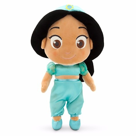 Disney Store Jasmine Criança Pelúcia Peq. 30cm