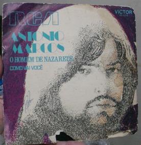 Vinil Compacto Antonio Marcos 1971 - S1