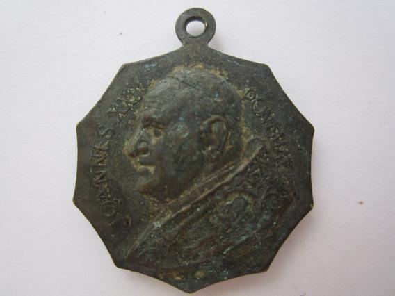 Medalhinha Religiosa Papa João Xxiii