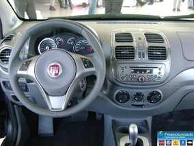 Grand Siena 1.6 Gnc 0km, Financia Fiat 0%. Bonifican $62.000