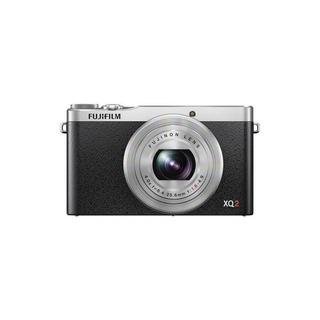 Fujifilm - Xq2 Cámara De 12.0 Megapíxeles - Plata