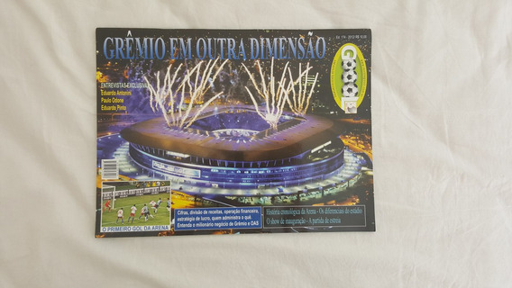 Revista Goool Especial Arena Do Grêmio N° 174-2012