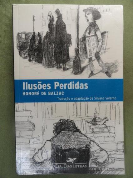 Ilusões Perdidas - Honoré Balzac - Literatura Juvenil