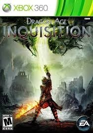 Dragon Age Inquisition Xbox 360 Usado Original Midia Fisica