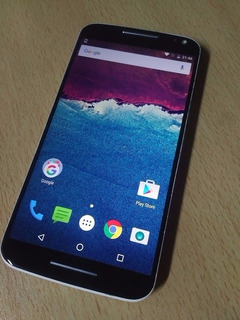 Celular Motorola X2 Xt1572 Moto X Pure Edition Color Marron