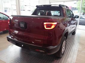 Nueva Fiat Toro 4x2 2.0 Multijet Anticipo $139.700 Jh.o