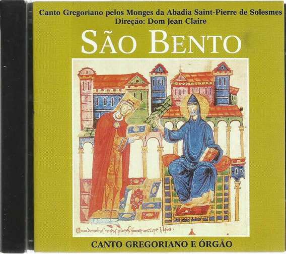 CANTOS CDS GREGORIANOS BAIXAR DE