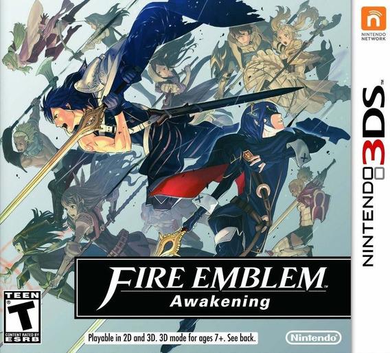 Fire Emblem: Awakening - Nintendo 3ds - Digital Eshop