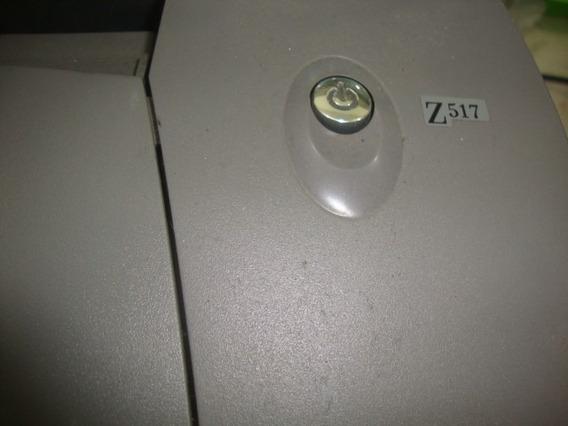 Impressora Lexmark Z 517 Com Fonte E Cartucho Color