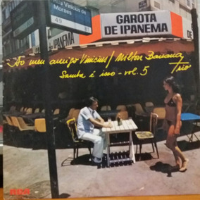 Milton Banana Trio Samba É Isso Vol. 5 1981 (lp)