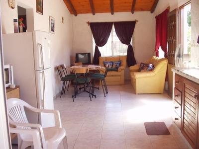 Alquilo Casa En Cuchilla Alta.1y1/2delmar.2dor.libre 25 Febr