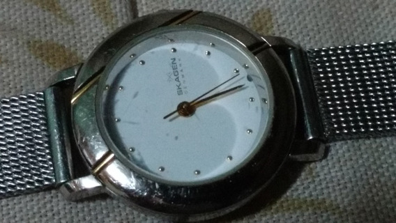 Relogio Feminino Skagen Dinamarques Ladies Watch