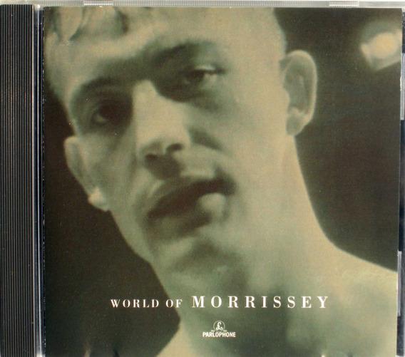 Morrissey - World Of Morrissey - Cd Imp. Uk + Ticket 3/2012