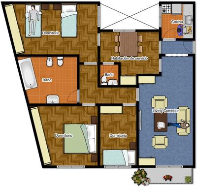 Apartamento De Ensueño