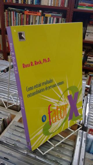 O Fator X Ross R Reck