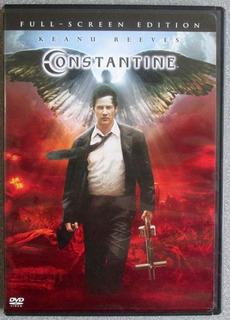 Dvd Constantine / Keenu Reeves
