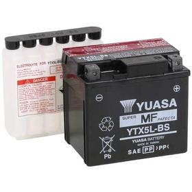 Bateria Yuasa Ytx5l-bsbiz125 Es/cg 125/150 Fan Es/ Hunter 90