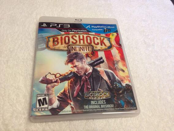 Bioshock Infinite Em Português Compatível Com Playst. Move