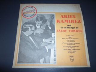 Ariel Ramirez Jaime Torres Folklore En Nueva Dimension * Lp