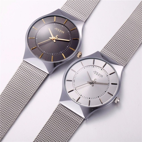 Relógio De Quartzo Marca De Luxo - Frete Gratis