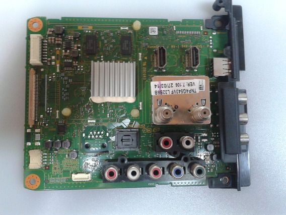 Placa Principal Tv Panasonic Tc-l32b6b
