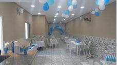 Espaço Para Festa Rqfest , Sacomã, Agora Com Buffet Opcional