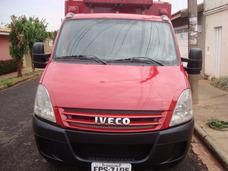 Iveco Daily 55c16 Ano2009 Ambulancia Uti Utilitarios Caranga