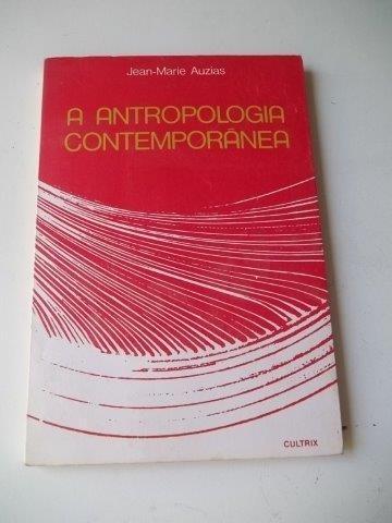 * A Antropologia Contemporánia - Livro