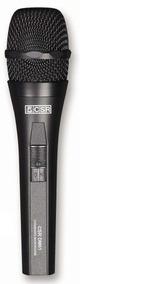 Microfone Csr Condenser Unidirecional Dm61 Cabo Bolsa Suport