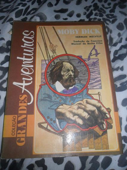 Moby Dick - Herman Melville - Col. Grandes Aventuras