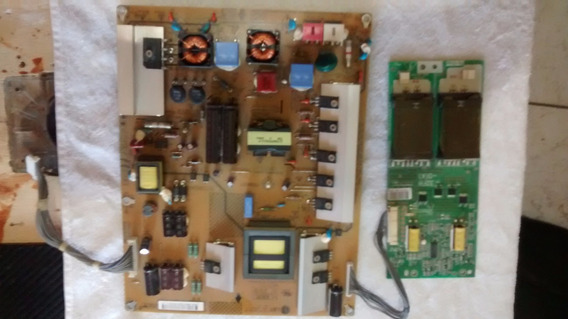 Placa Fonte Inverter Completa Para Lg Scarlet 32lh70yd