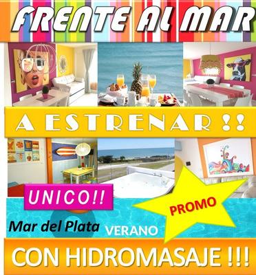 Mar, Playa, Hidro, Alquiler, Estacionamiento, Mar Del Plata