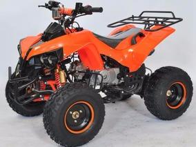 Cuatrimoto Atv Raptor 125cc, Aro 7, 4 Tiempos