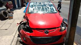 Mazda Mazda 2 5p Touring 5vel 2012 Partes Refacciones Motor