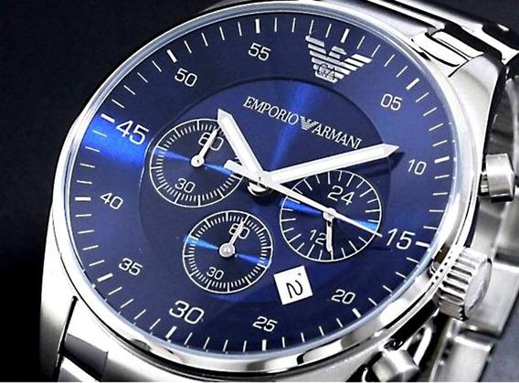 Relógio Emporio Armani Ar5860 12 X Sem Juros