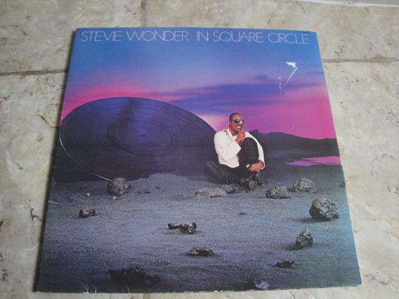 Lp Steve Wonder Em Perfeito Estado + Poster + Álbum.