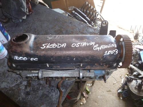 Vendo Cabezote De Skoda Octavia, Año 2003, Gasolina, 1600 Cc