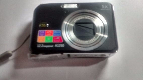 Camera Digital Ge A1250 Com Display Quebrado