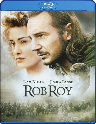 Blu-ray Rob Roy