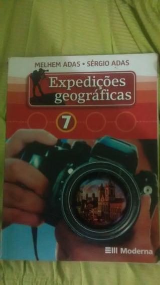 Exp. Geograficas 7ºano Melhem Adas, Sergio Adas Ed.moderna
