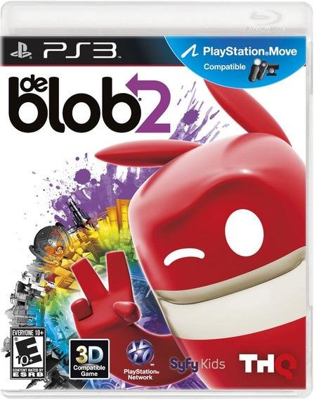 De Blob 2 - Playstation 3 - S. G.