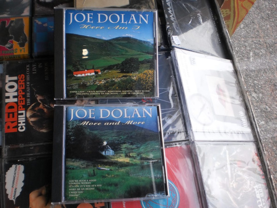 Joe Dolan-lote De 2 Cd.inconseguibles-solo Para Entendidos