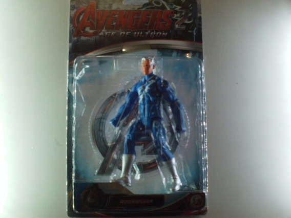 Marvel Legends-vingadores -mercúrio-movie-pronta Entrega!