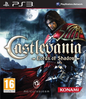 Castlevania Lord Of Shadow Ps3 Fenix Games Dx