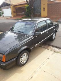 Gm Monza Sle 2.0 / Ano 1990 / Particular Preto / Sem Reserva