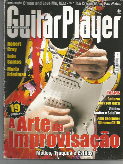 Revista Guitar Player Nº 75.