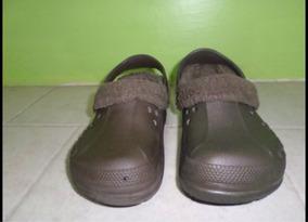 Crocs Originales Peludas Talla:31