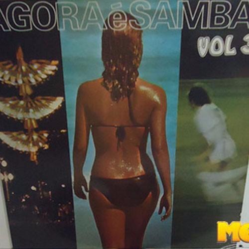 Agora É Samba Vol. 3 1974 Lp Benito Di Paula João Ricardo