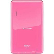 Carcaça Tampa Traseira Tablet Multilaser M7s 7 Polegada Rosa