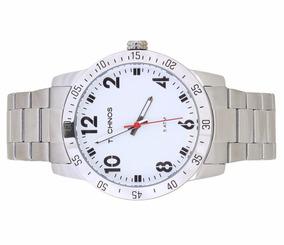 Relógio Technos Masculino Aço 5esporte 2035lws/1b